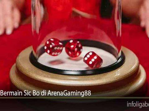 Aturan Bermain Sic Bo di ArenaGaming88